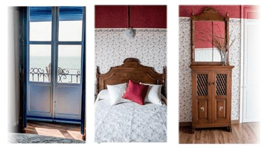 foto detelle interiores vintage habitacion de la encarnacion hotel  en los alcazares2