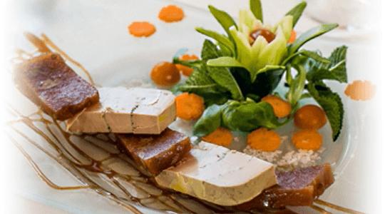aperitivo o entrante la encarnacion restaurante en los alcazares